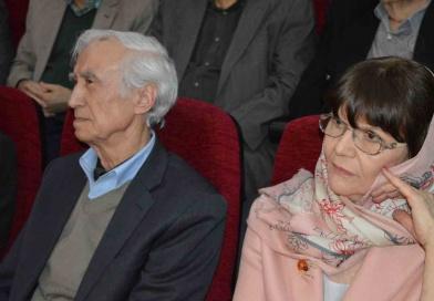 مراسم بزرگداشت دکتر ساعی استاد برجسته علوم سیاسی برگزار شد