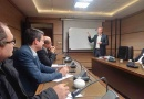 گزارش سخنرانی علمی با موضوع صلح در زبان، ادبیات و فرهنگ اوکراین