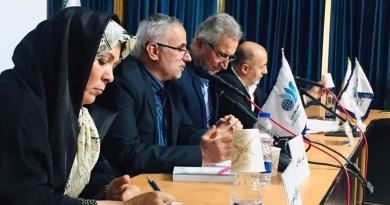 گزارش نشست رونمایی، نقد و بررسی کتاب: فرهنگ صلح در ایران و جهان