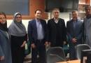 جلسه با مسئولین برگزاری دومین کنگره بین المللی سلامت برای صلح