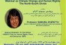 تغییرات اقلیمی و حقوق بشر: شکاف شمال-جنوب