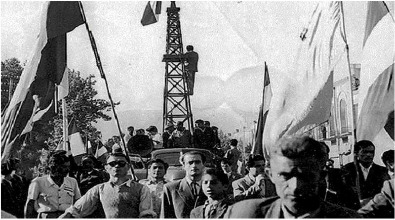 فراخوان مقاله به مناسبت هفتادمین سالگرد ملی شدن صنعت نفت در ایران