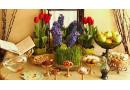 تبریک عید و شادباش نوروزی